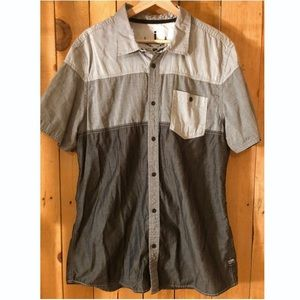 Men's i Jeans by Buffalo Button Up